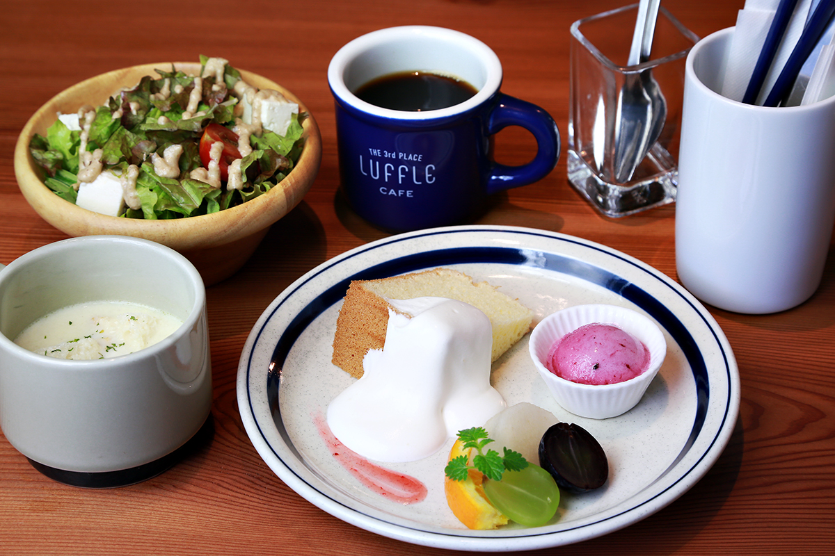 Lunch Set(All Included on Lunch)