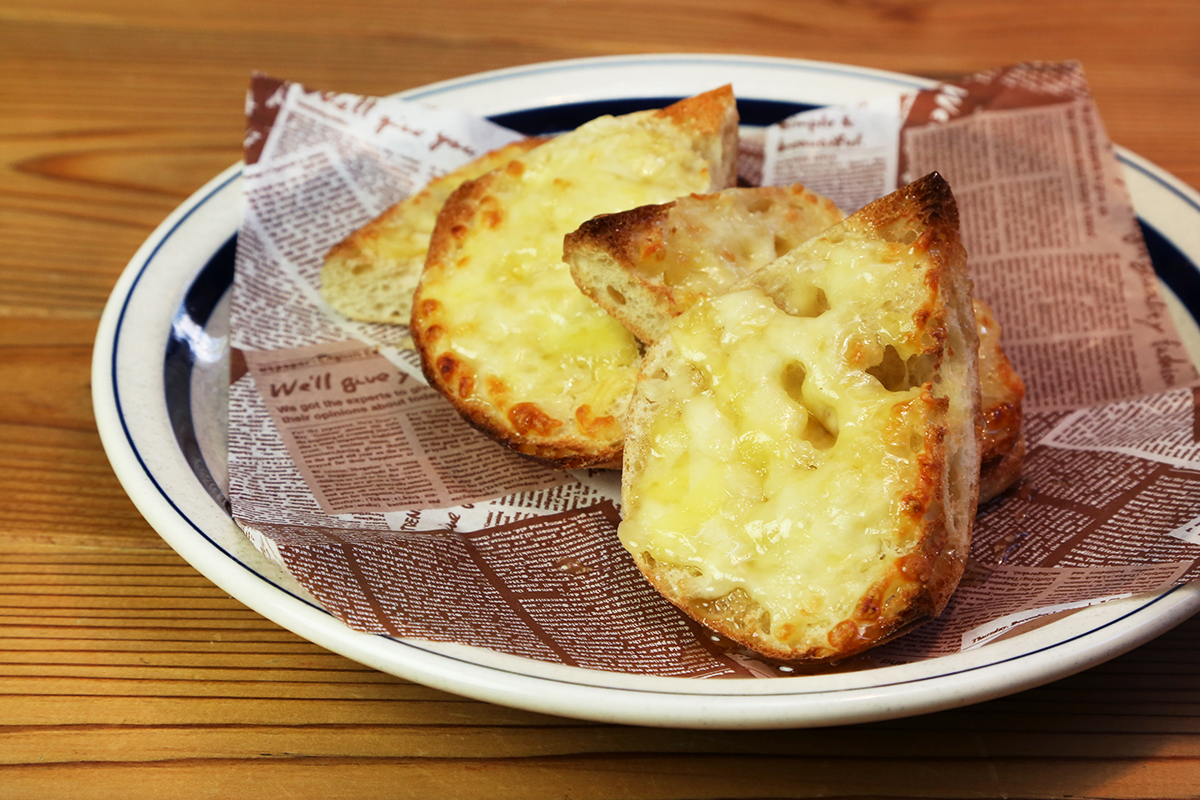 Honey Cheese Toast