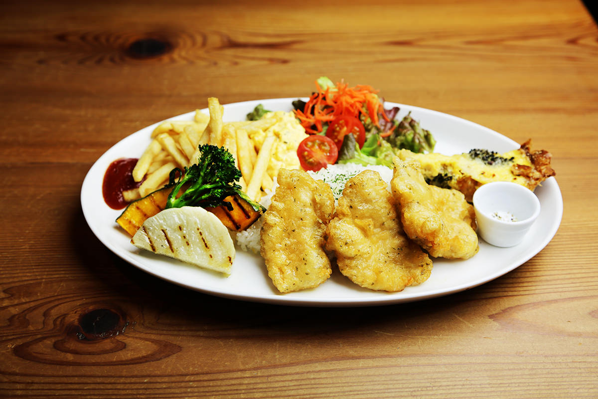FuwaFuwa Fried Chicken Lunch